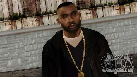 GTA 4 Skin 2 für GTA San Andreas dritten Screenshot