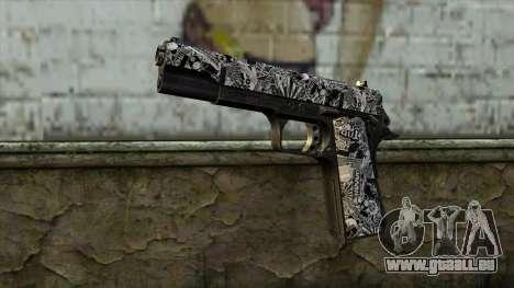 Neuer Gun v1 für GTA San Andreas