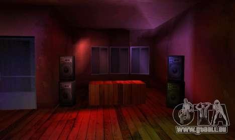 New OG Lock House pour GTA San Andreas troisième écran
