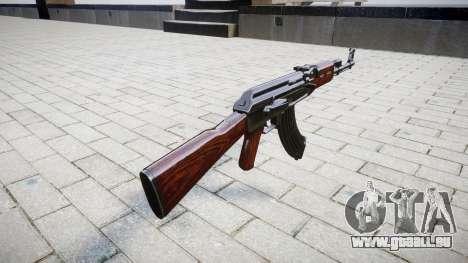 L'AK-47 Stock pour GTA 4 secondes d'écran