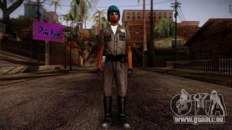 GTA San Andreas Beta Skin 10 pour GTA San Andreas