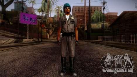 GTA San Andreas Beta Skin 10 für GTA San Andreas