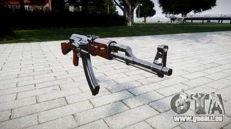 L'AK-47 Stock pour GTA 4
