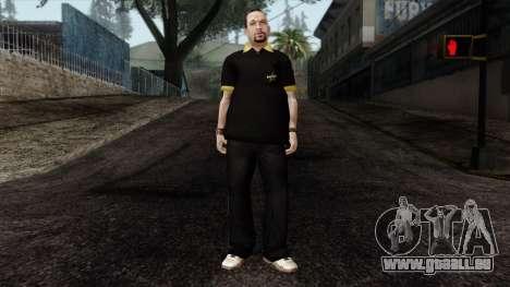 GTA 4 Skin 12 für GTA San Andreas