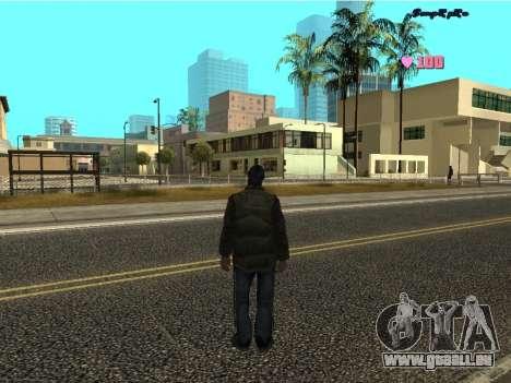 SAMP Fixer pour GTA San Andreas cinquième écran