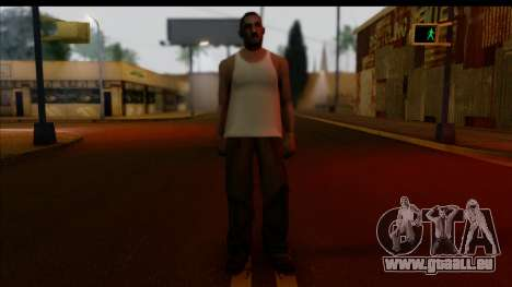 GTA San Andreas Beta Skin 8 für GTA San Andreas