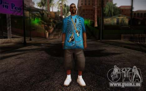 Ginos Ped 7 pour GTA San Andreas