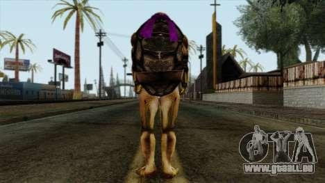 N' (Tortues Ninja) pour GTA San Andreas deuxième écran