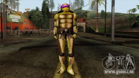 Don (Ninja Turtles) für GTA San Andreas