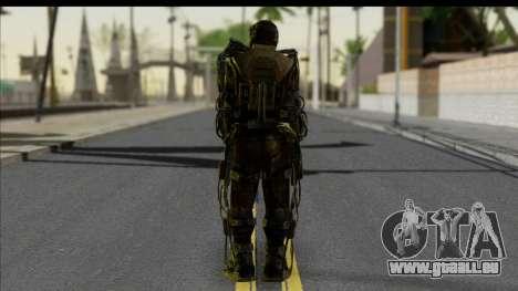 Monolith Exoskeleton für GTA San Andreas zweiten Screenshot
