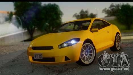 GTA 5 Maibatsu Penumbra IVF für GTA San Andreas