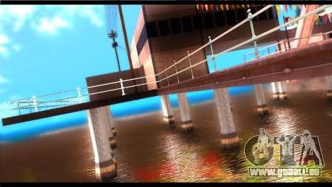 Forza Silber ENB Series für low PC für GTA San Andreas fünften Screenshot