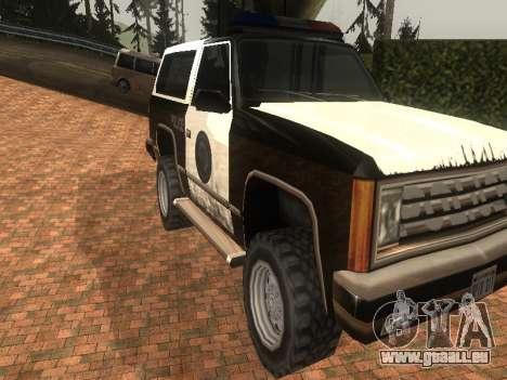Simple ENB pour de faibles PC pour GTA San Andreas septième écran