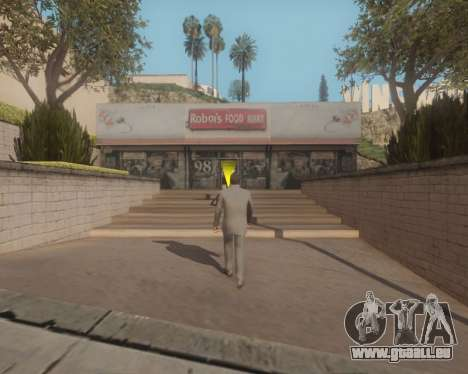 GTA 5 ENB pour GTA San Andreas