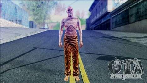 Outlast Skin 4 pour GTA San Andreas