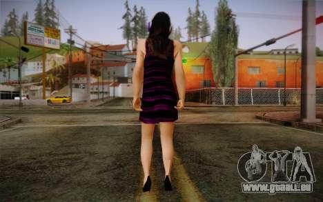 Ginos Ped 3 pour GTA San Andreas deuxième écran