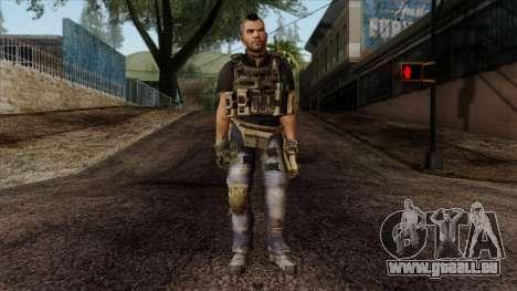 Modern Warfare 2 Skin 17 pour GTA San Andreas