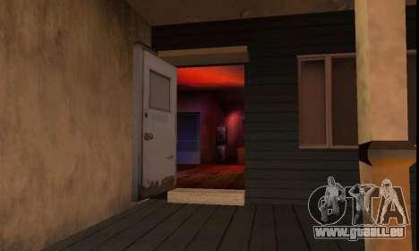 New OG Lock House pour GTA San Andreas deuxième écran