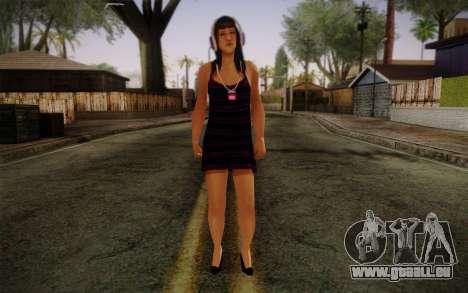 Ginos Ped 3 pour GTA San Andreas