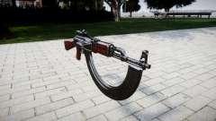 Die AK-47 Kollimator und HICAP