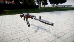 Die AK-47 Mündungsbremse