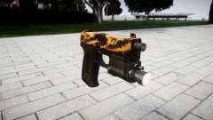 Pistolet HK USP 45 tigre