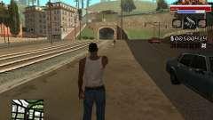 CLEO HUD for SA:MP - RP für GTA San Andreas