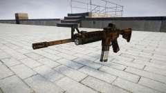 Tactique M4, fusil d'assaut cible