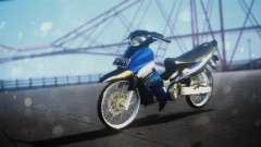 Yamaha Jupiter Z Burhan