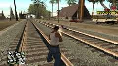 C-HUD By Fernando für GTA San Andreas