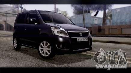 Suzuki Wagon R 2010 pour GTA San Andreas