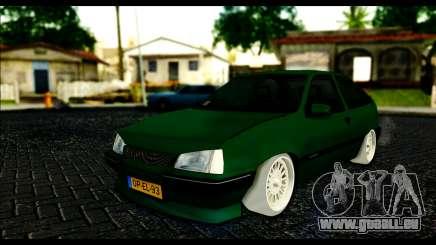 Opel Kadett E 1991 für GTA San Andreas