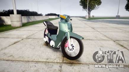 Yamaha Crypton pour GTA 4