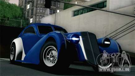 GTA V Truffade Z-Type [HQLM] pour GTA San Andreas