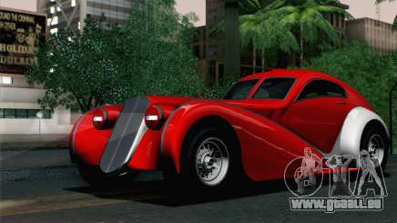 GTA V Truffade Z-Type [IVF] pour GTA San Andreas