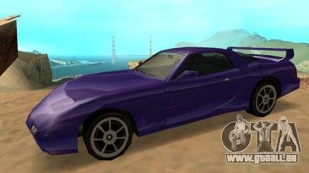 Beta ZR-350 für GTA San Andreas