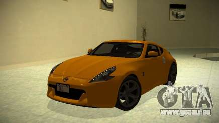 Nissan 370 Z Z34 2010 Accordable pour GTA San Andreas