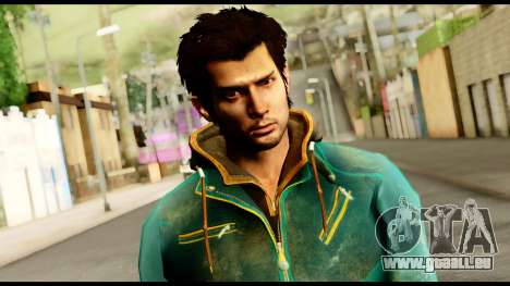 Ajay Ghale from Far Cry 4 pour GTA San Andreas troisième écran