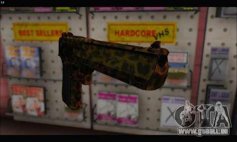 Leopardo Deagle für GTA San Andreas