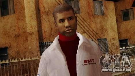Doctor Skin 2 pour GTA San Andreas troisième écran