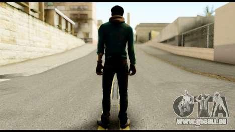 Ajay Ghale from Far Cry 4 für GTA San Andreas zweiten Screenshot