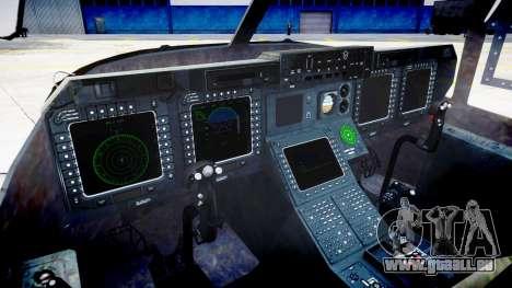 Bell CV-22 Osprey [EPM] für GTA 4 rechte Ansicht