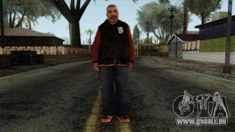 GTA 4 Skin 69 pour GTA San Andreas