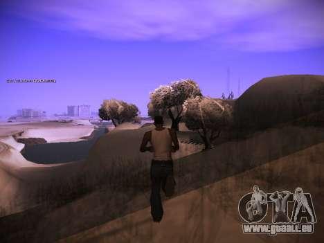 ENB v.14 pour GTA San Andreas quatrième écran