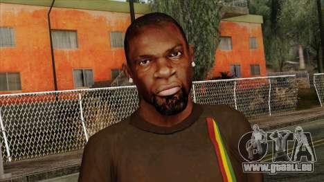 GTA 4 Skin 79 pour GTA San Andreas troisième écran