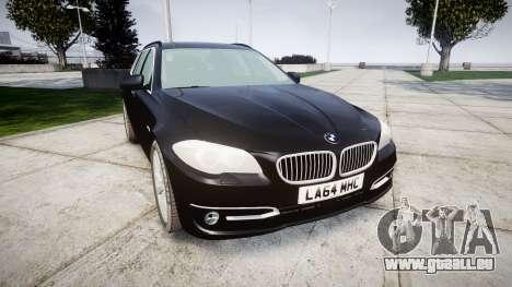 BMW 525d F11 2014 Facelift Civilian für GTA 4