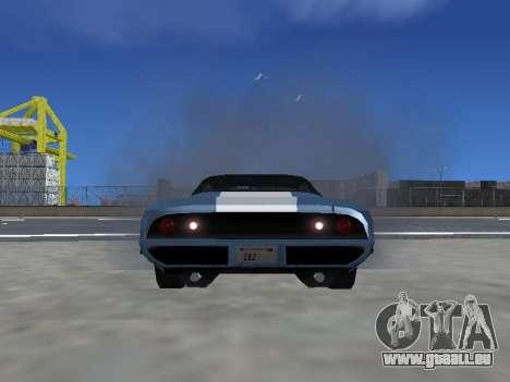 New Phoenix pour GTA San Andreas salon
