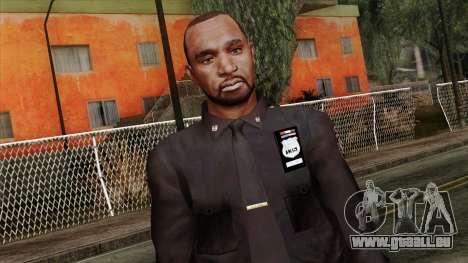 GTA 4 Skin 39 pour GTA San Andreas troisième écran