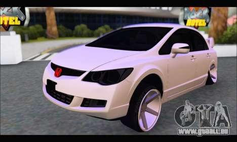 Honda Civic Korea Style für GTA San Andreas