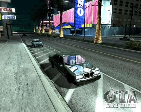 Artificielle ENB pour de faibles PC pour GTA San Andreas deuxième écran